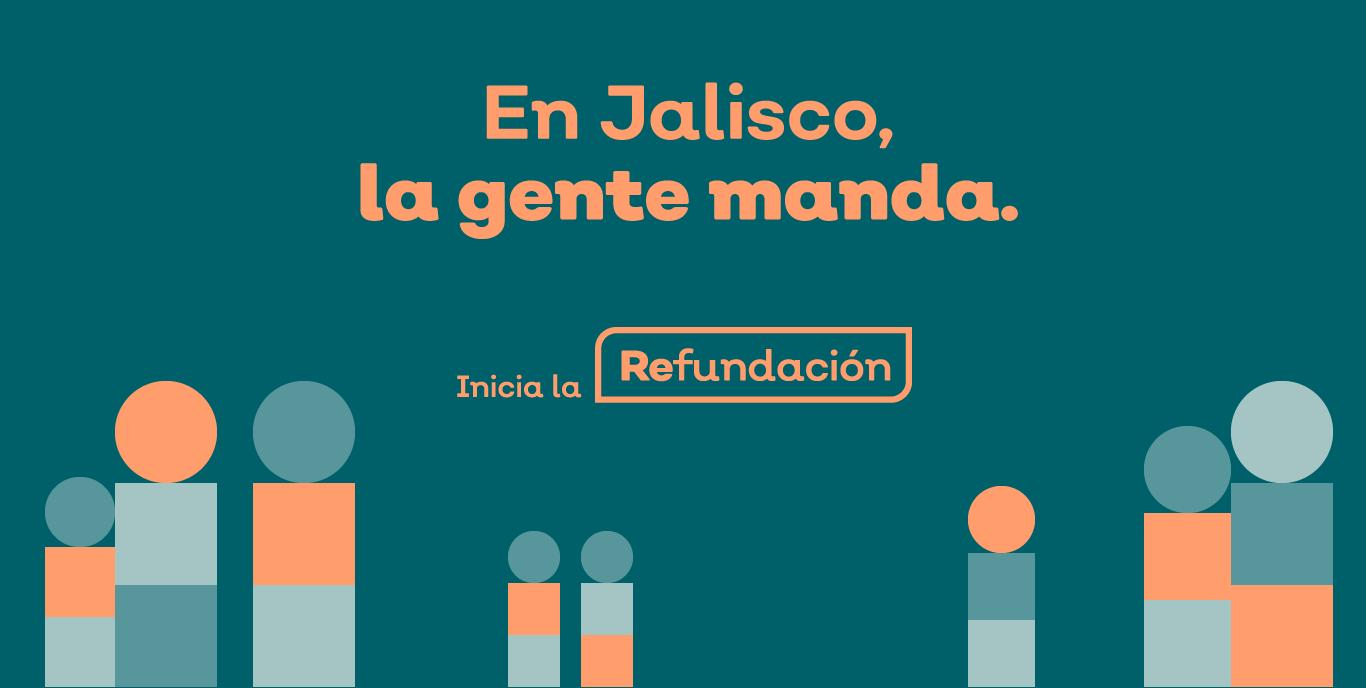 En Jalisco, la gente manda