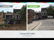 """Lomas del Gallo ya dejó de ser la """"Ciudad Perdida"""" - Enrique Alfaro"""