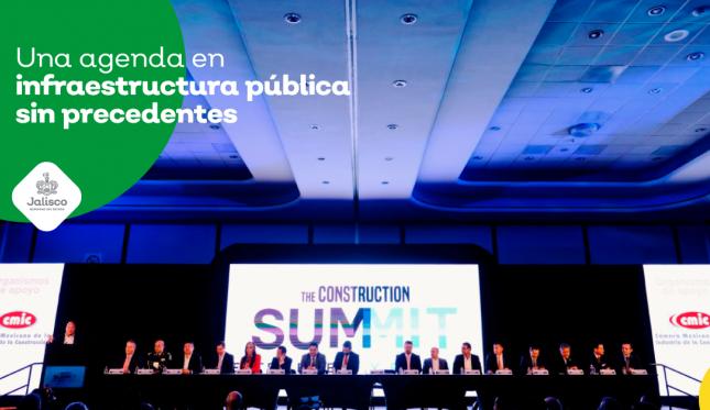 Una agenda en infraestructura pública sin precedentes
