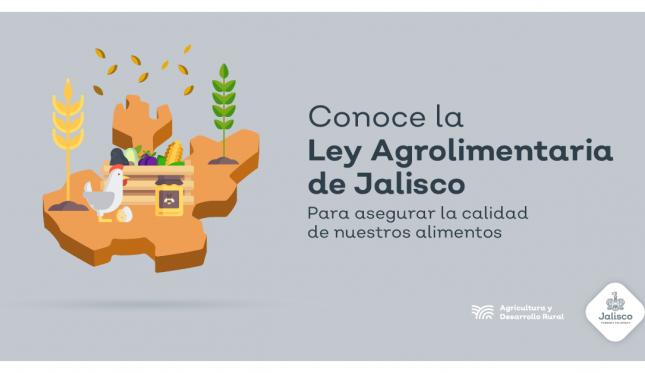 Conoce la Ley Agroalimentaria de Jalisco
